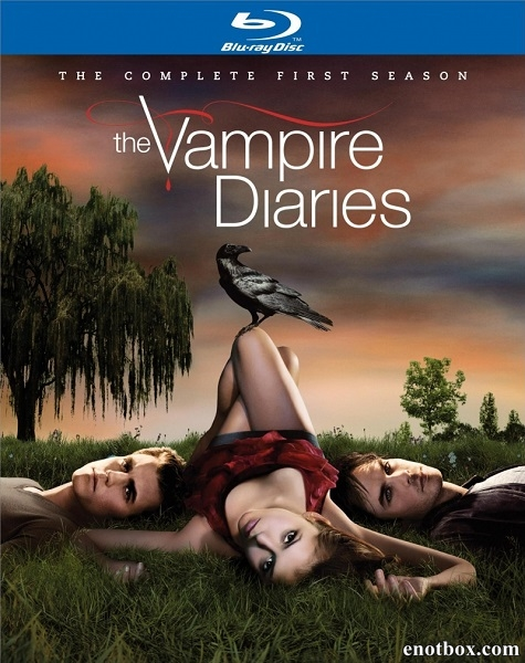 Дневники вампира / The Vampire Diaries - Сезоны 1-5 [2009-2014, WEB-DLRip | BDRip 720p, WEB-DL 720p] (LostFilm)