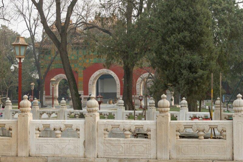 Мемориальные ворота в Императорской Академии