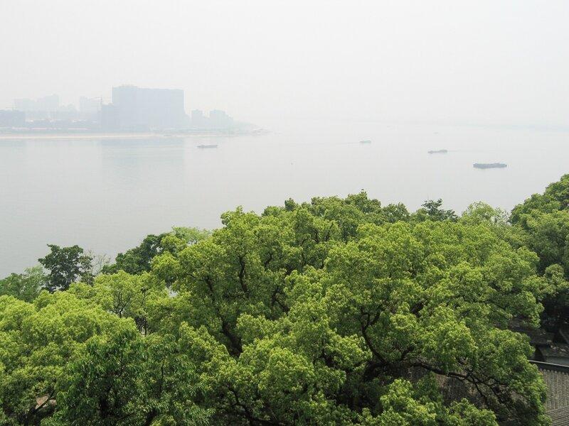 Река Цяньтан, Ханчжоу