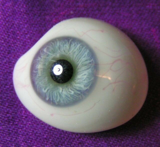 Набор стеклянных глаз немецкой фирмы Ludwig Muller-Uri, основанной в 19 веке