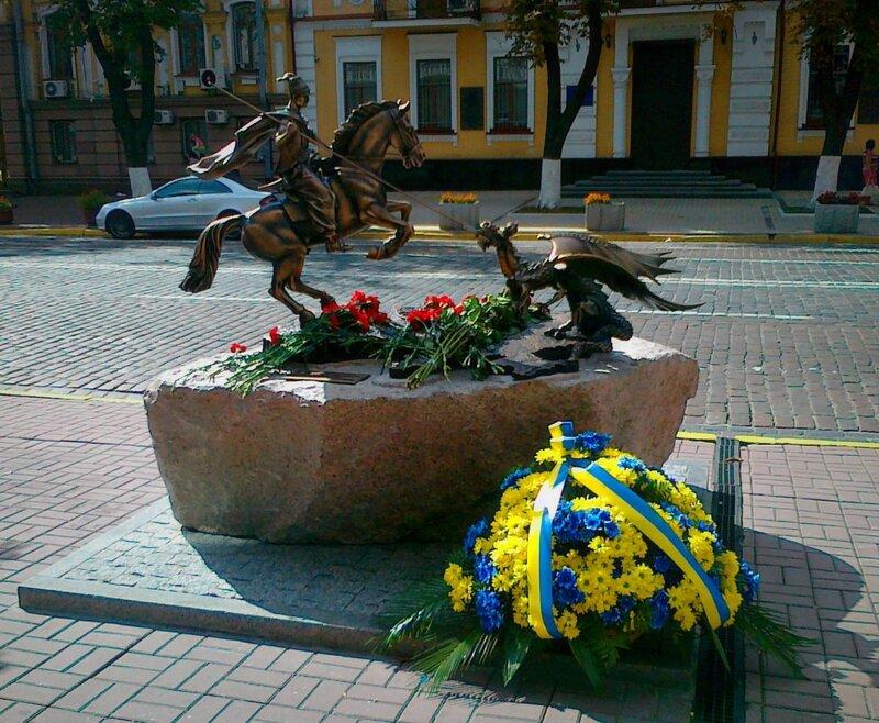 памятник сбу владимирская киев