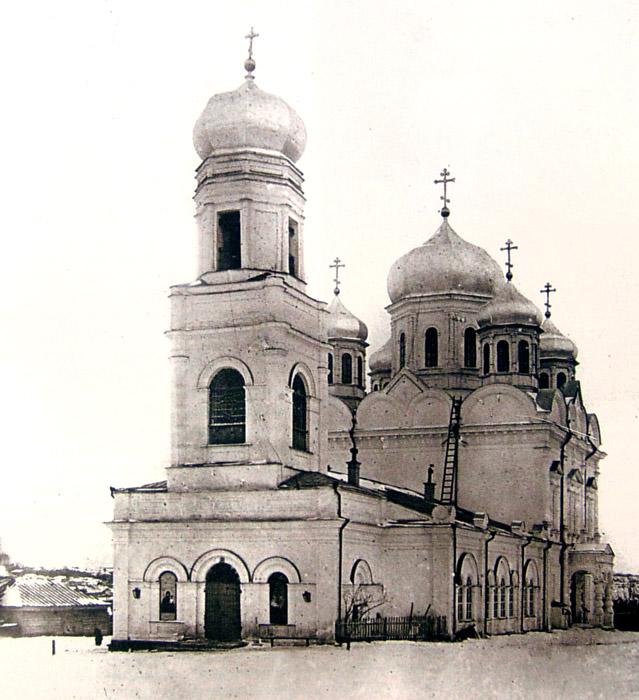 Спасовская церковь в Ельце