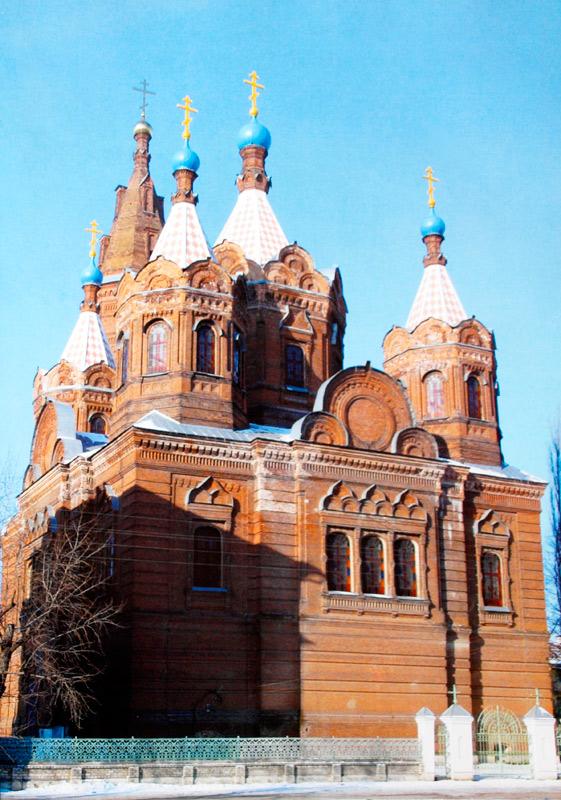 Храм Елецкой иконы Божией Матери