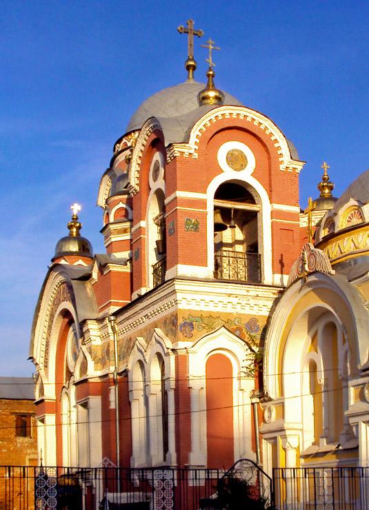 Храм святых князей Михаила Тверского и Александра Невского