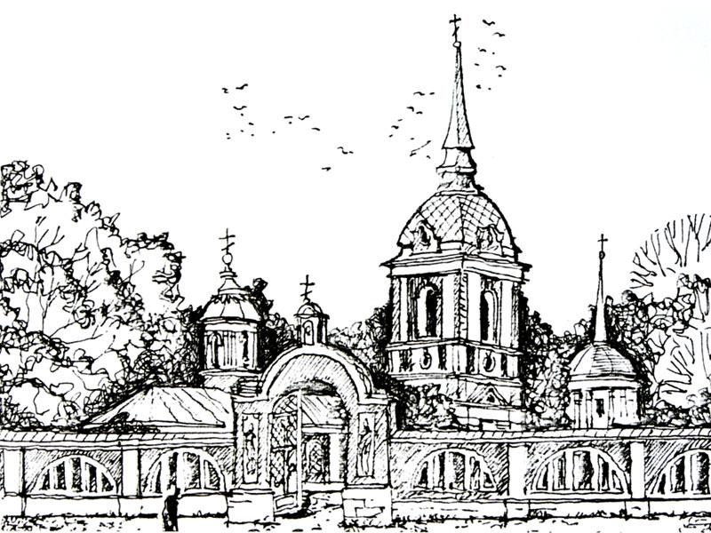 Казанский храм Ельца
