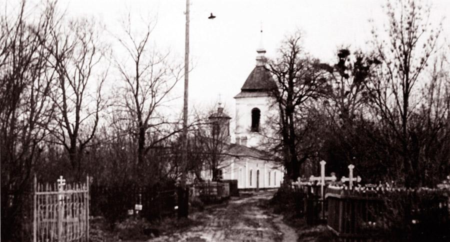 Казанское городское кладбище Ельца