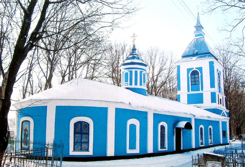 Казанская церковь Ельца