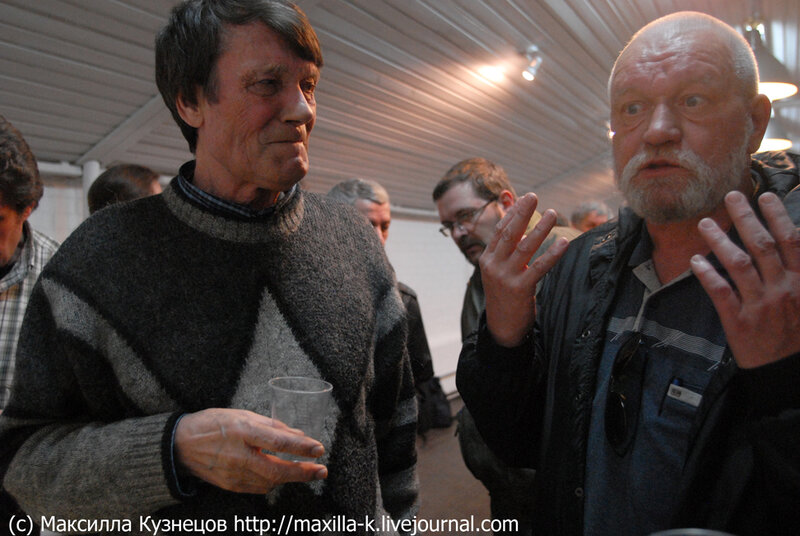 И. Жданов и В. Лобачев