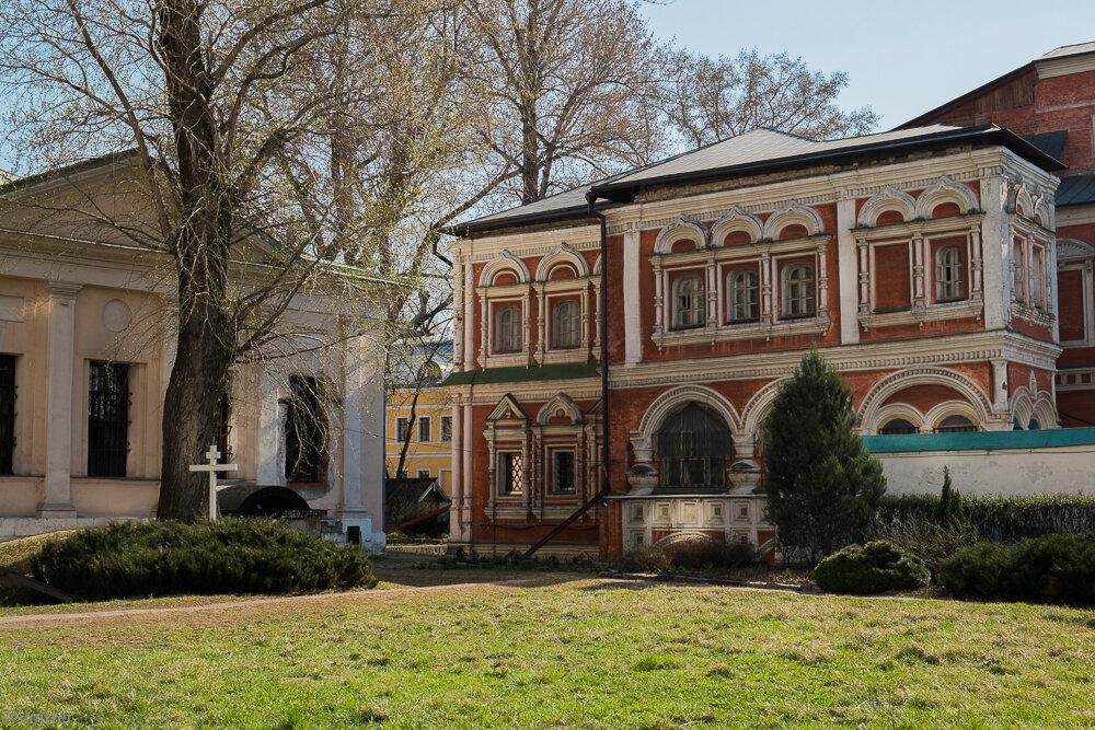 Церковь Николая Чудотворца на Берсеневке