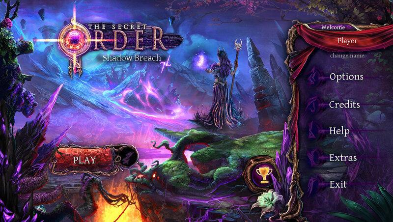 The Secret Order 7: Shadow Breach