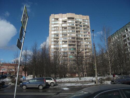 Сиреневый бульвар 20к2