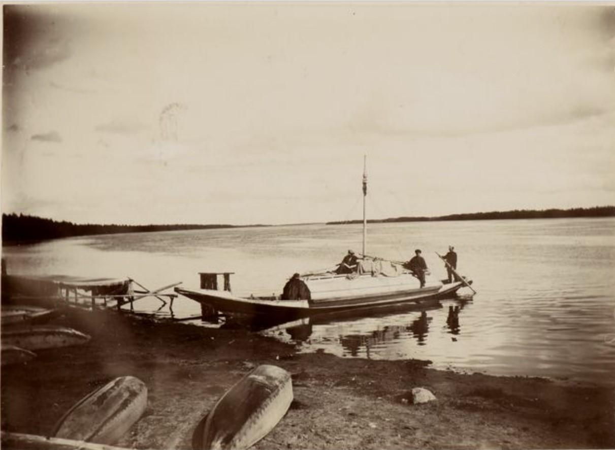 Поселение на реке Сосьва