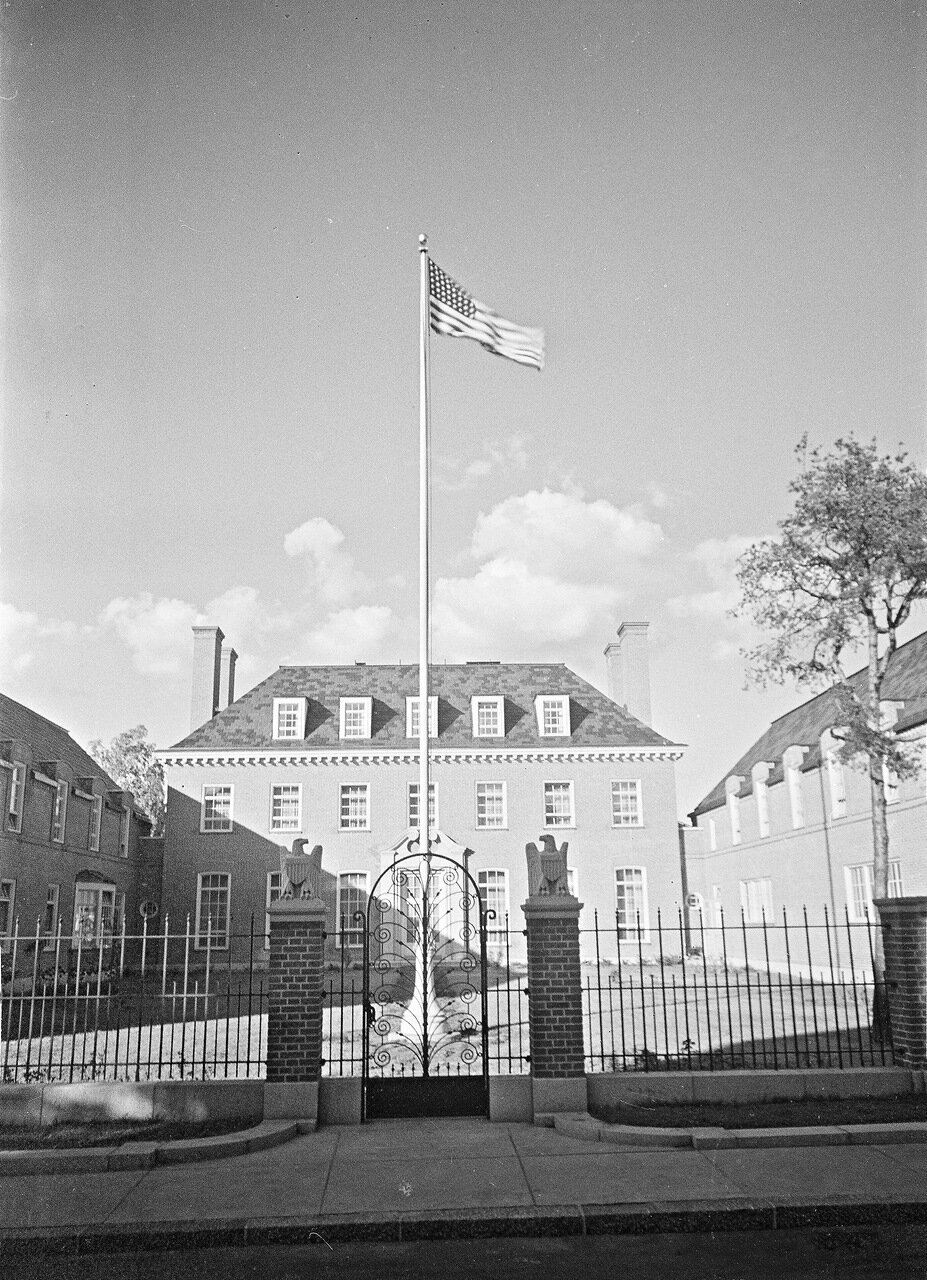 1941. 20 июня. Посольство США