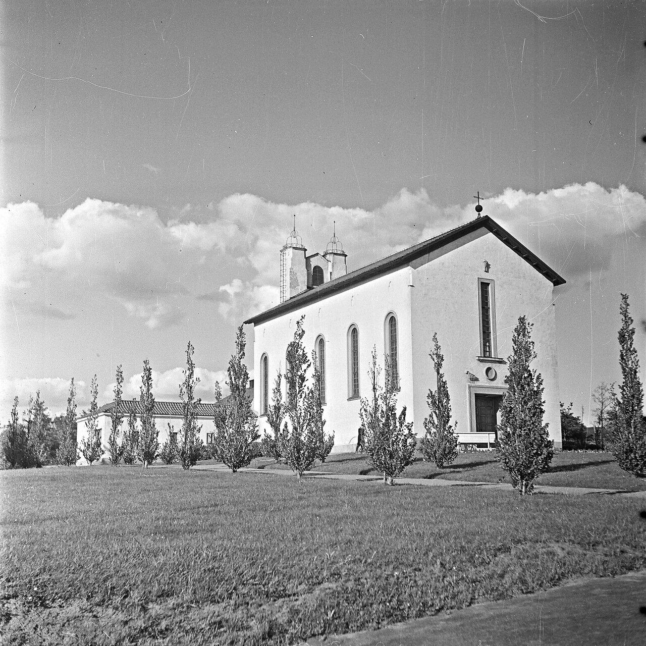 1941. 20 июня. Крематорий
