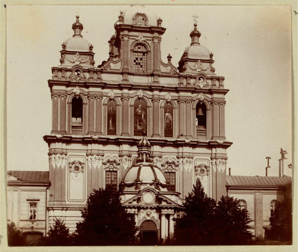 Николаевский кафедральный собор. 1912