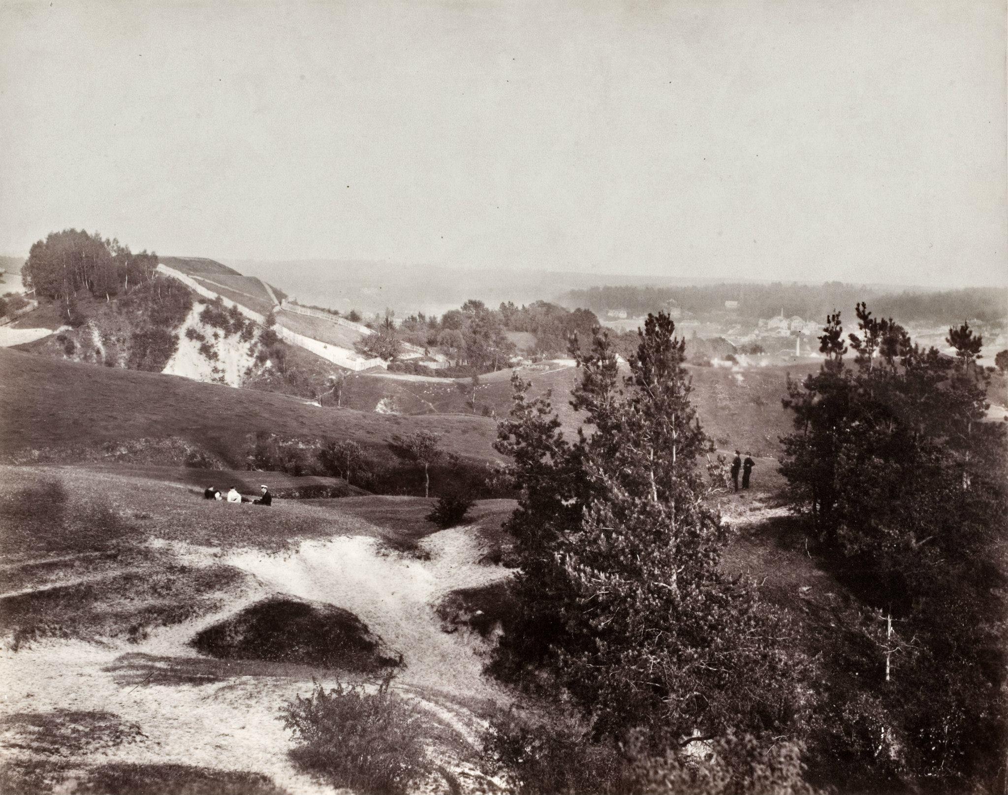 Окрестности Вильно. Окружающие холмы, 1873-1881
