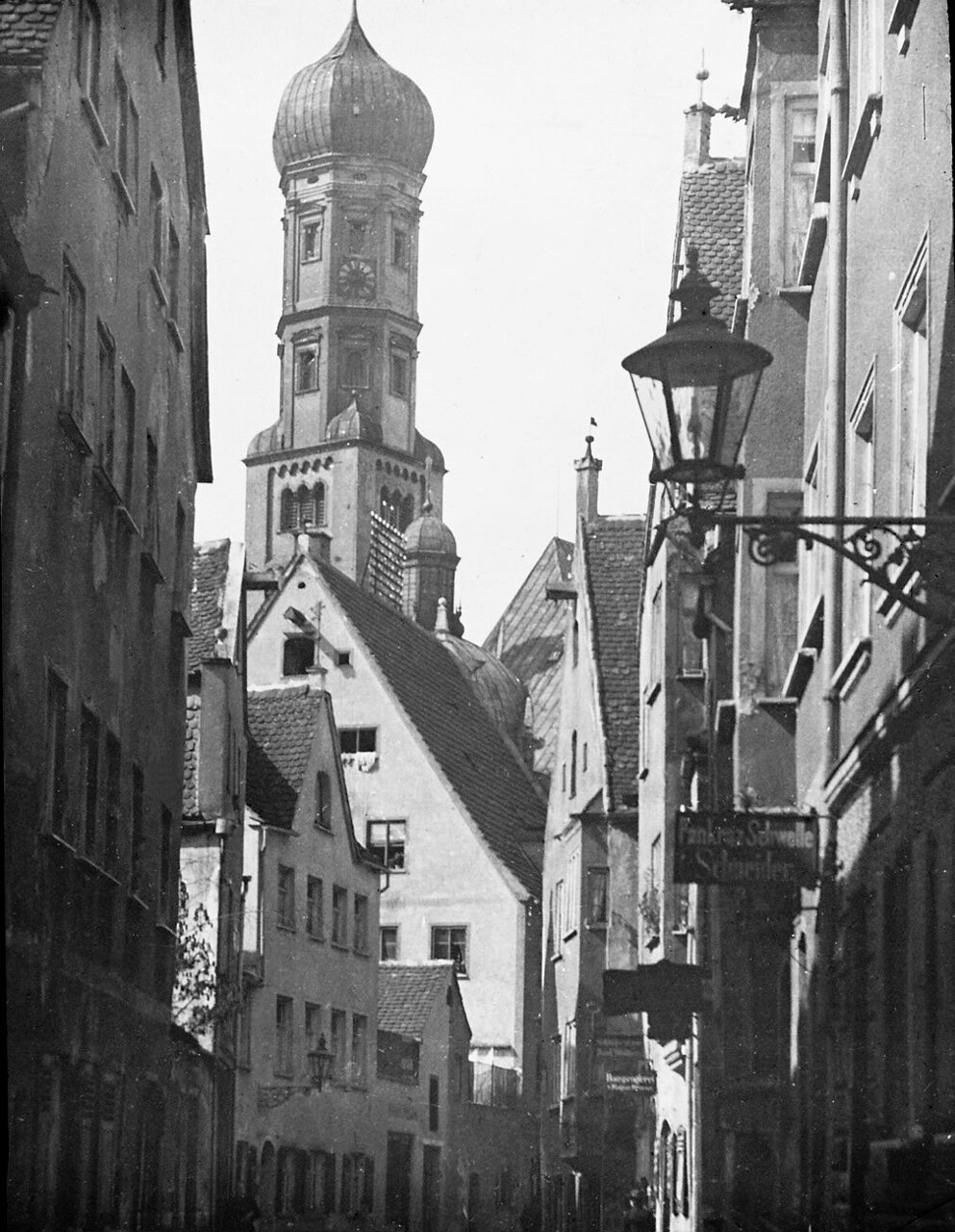 Аугсбург. 1901