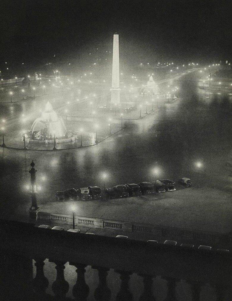 1932. Площадь Согласия