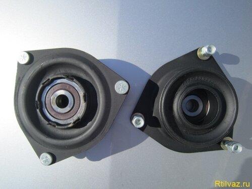 Опора стойки амортизатора автомобиля vaz-2108