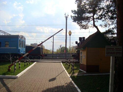 Барановичский музей железнодорожной техники