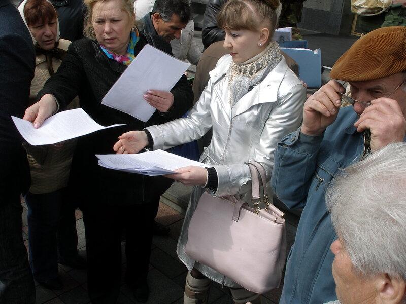 собираем обращения чернобыльцев к депутатам