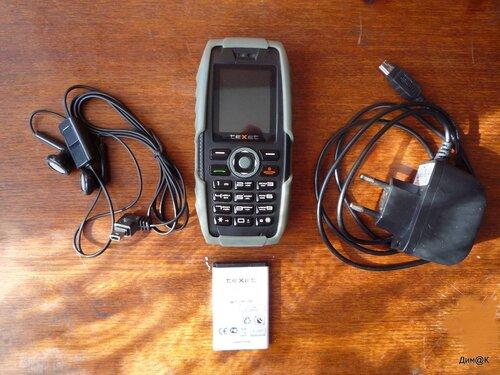 Texet TM-502R (комплектация)