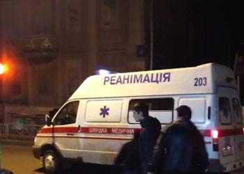 """После нападения """"Правого сектора"""" 2 человека убиты, 4 ранены"""