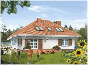 Проект дома одноэтажного.