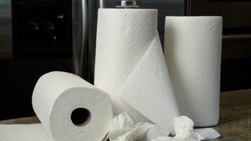 Необходимость салфеток и бумажных полотенец