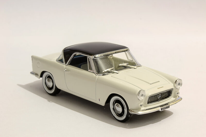 Lancia Appia Coupe Pininfarina