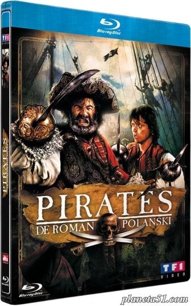 Пираты / Pirates (1986/BDRip/HDRip)