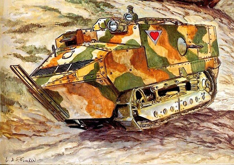 Schneider CA1.