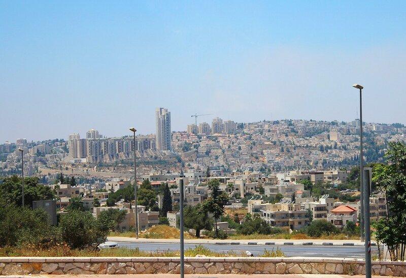 Вечный  и  незыблемый  Иерусалим
