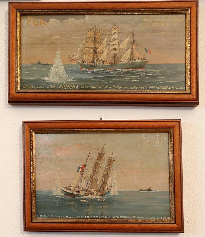 Морской музей в Искья-Понте (Museo del Mare)