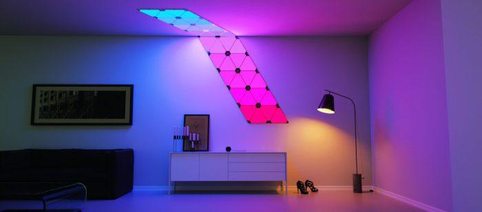 Nanoleaf Aurora – просто невероятный светильник. Что наша жизнь без красоты? Именно об этом, в