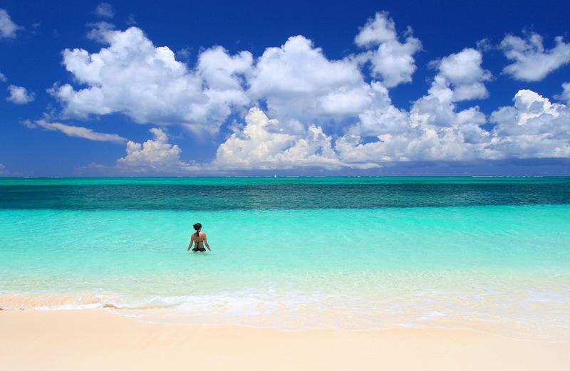 2. Грейс-Бей, Провиденсиалес, острова Теркс и Кайкос. Лучшее время для посещения: круглый год.
