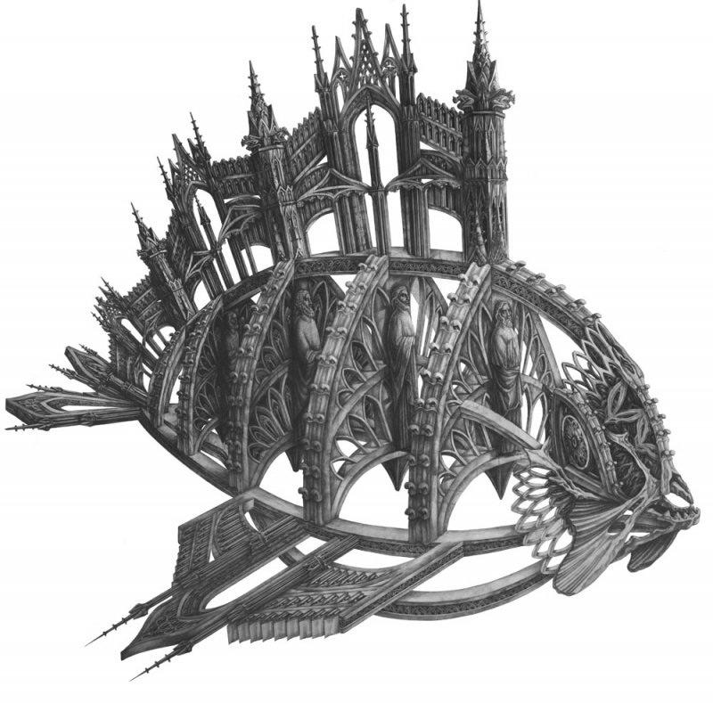 Царство воображения и фантазий
