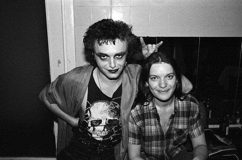 16. Алиса и Константин Кинчев, Вильнюс 1988