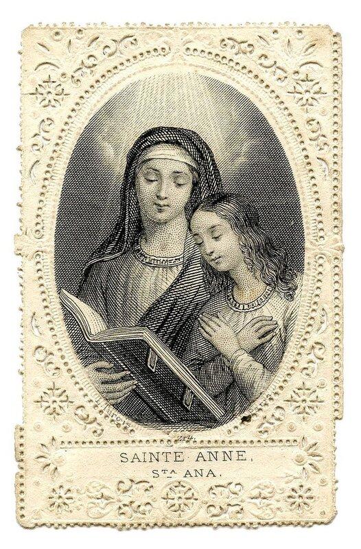 Старые католические открытки!