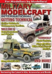 Журнал Military Modelcraft International October 2015