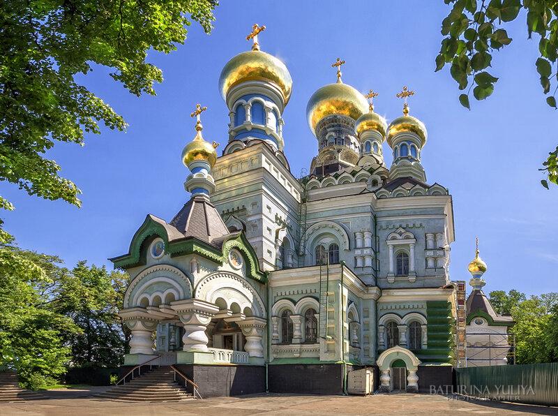 Никольская церковь в Киеве