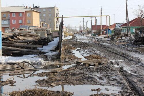 Затопило дом на улице Чехова,