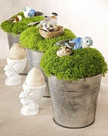 Пасхальный огород