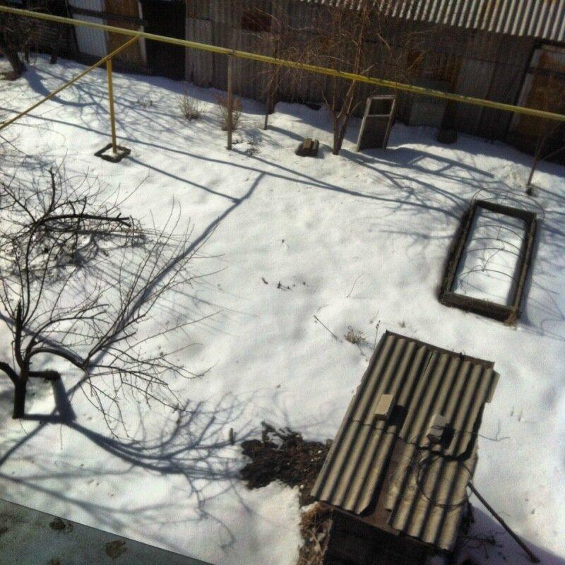 Последний снег