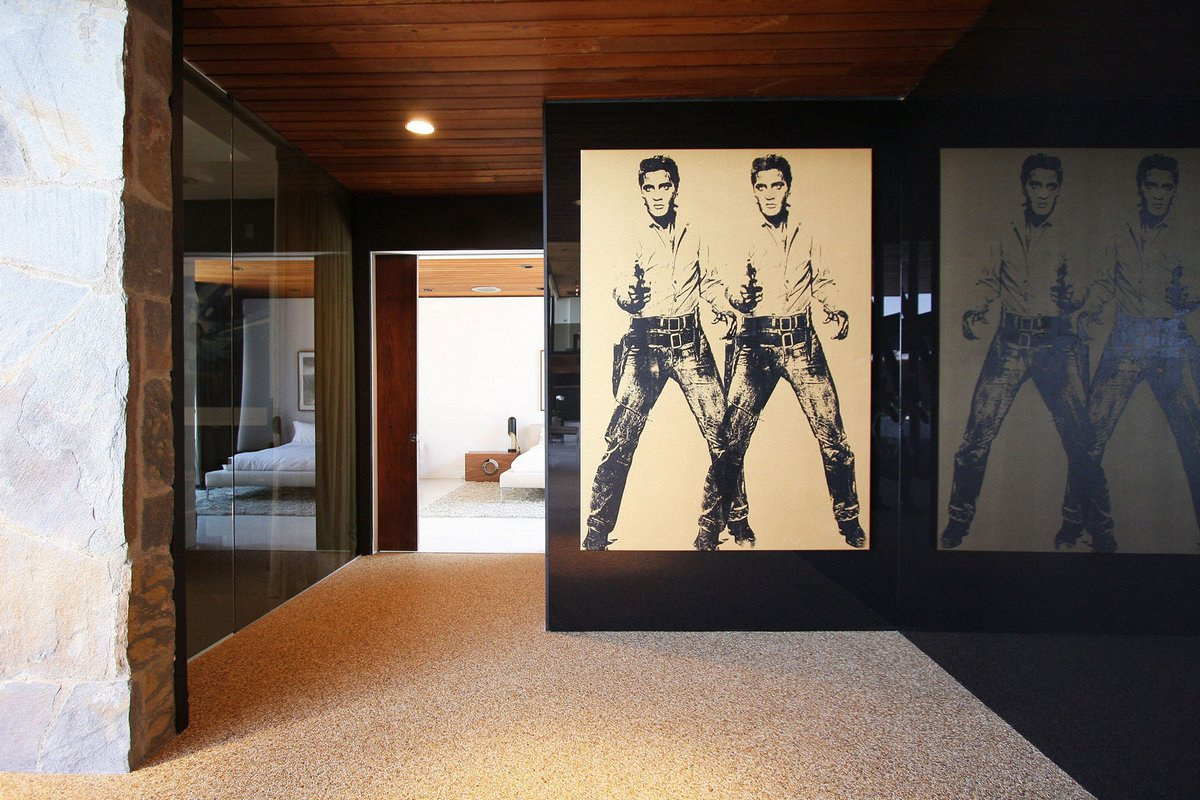 Траусдейл Эстейтс, особняки Калифорнии, особняк в Лос-Анджелесе, дома кинозвезд, дом с видом на Лос-Анджелес, архитектор Амир Фарр, дизайнер Максим Жаке