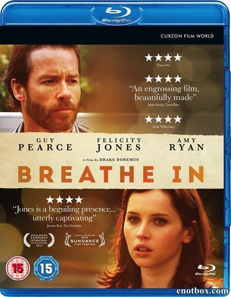 Полной грудью / Breathe In (2013/BDRip/HDRip)