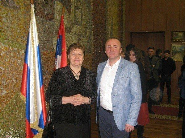 Республика Сербская, Сербия, посольство Сербии, Миле Савич