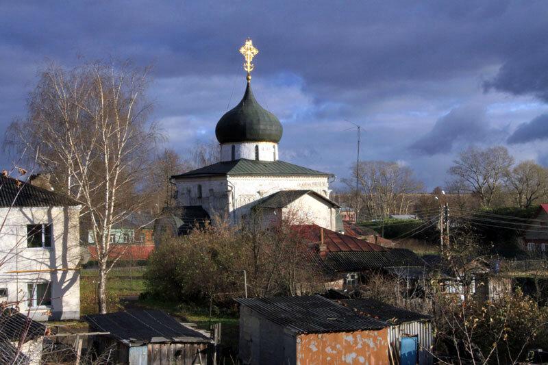 Юрьев-Польский. Смотровая площадка 2