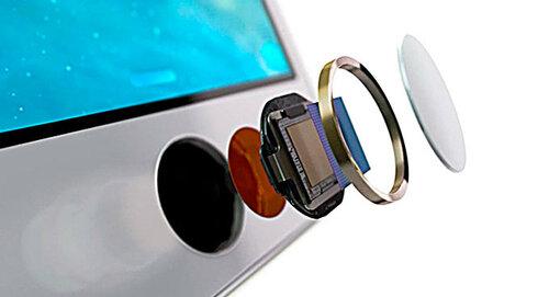 не работает touch id iphone 5s