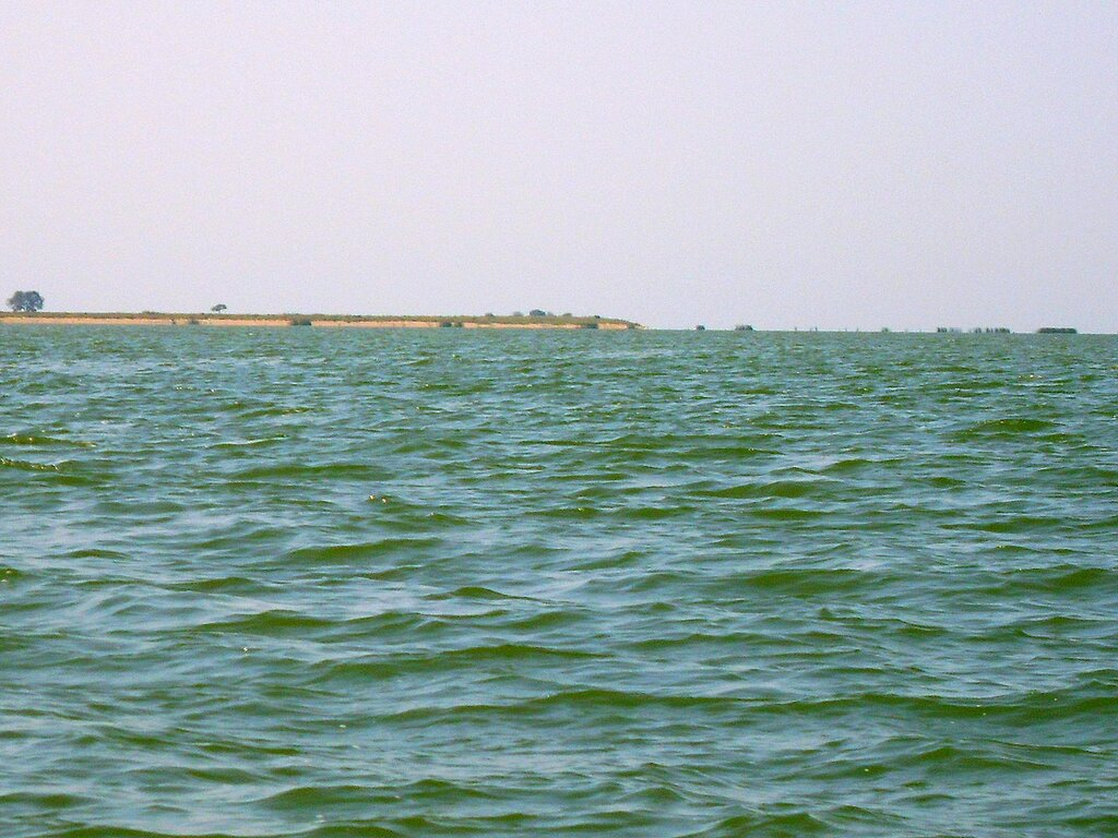 У берега Ачуевской косы ... SDC14338.JPG